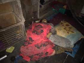 Mayat Seorang Wanita Ditemukan Meninggal Didalam Warung di Penatapan, Desa Daulu