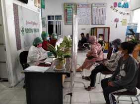 Puskesmas Berastagi di Tengah Covid 19, dr Rehmenda: Selalu Fokus Dalam Hal layanan, Prioritas Kami