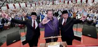 Soal Partai Demokrat Kepada Koalisi Prabowo, Akankah Berlanjut?