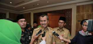 Gubernur Riau Instruksikan Seluruh Bupati/Walikota Segera Dirikan Posko Karhutla