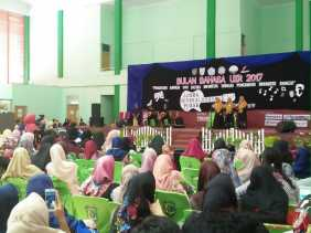 BB UIR 2017, SMAN 1 Rambah Rohul Raih Juara 1 Lomba Musikalisasi Puisi