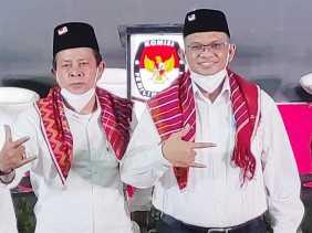 Saksi Paslon Iwan - Budianto Keberatan Hasil Pilkada Karo 2020,  Tolak Teken Hasil Rekapitulasi
