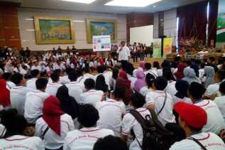 Menteri  PPPA ke Riau Sebut Kasus Kekerasan Anak Peringkat Dua