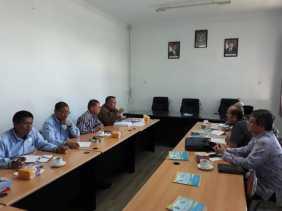 Dewan Pendidikan Riau dan LAM Bahas Silabus dan RPP Mulok Budaya Melayu
