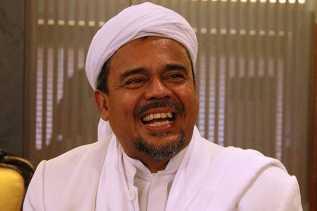 Ditetapkan Tersangka, Rizieq Shihab Berpotensi Status DPO