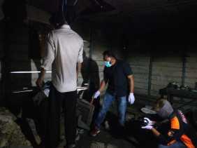 Togar Sihombing Ditemukan Tewas Gantung Diri Didalam Rumah Kontrakan di Jalan Katepul