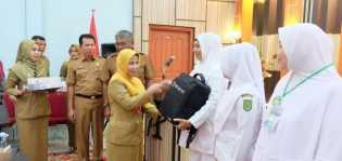 Dana Kesehatan ke Wilayah Pesisir di Inhil, Pemprov Riau Kucurkan Rp109,72 Miliar