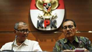 Madun Hariyadi ke SPKT, Ketua KPK Dilaporkan ke Bareskrim Polri