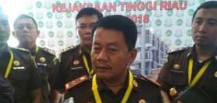 Kejati Riau Selamatkan Kerugian Negara Rp16 Miliar dari Perkara Korupsi