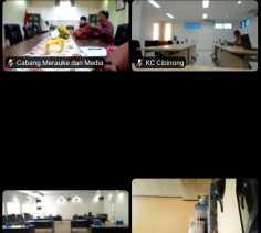 Tingkatkan Kemitraan, BPJS Kesehatan Gelar Media Workshop Secara Virtual