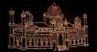 Festival Lampu Colok di Pekanbaru Akan Digelar Selama Tiga Hari