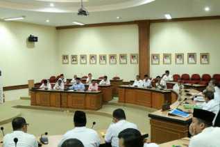 Ini yang Dibahas Pemprov Riau Didalam Rapat Sinkronisasi Pendidikan