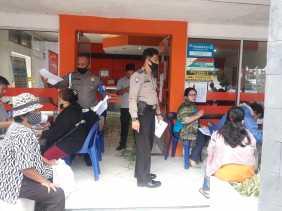 Di Tiga Kabupaten, Kepala Cabang Pos Kabanjahe: 36.323 Orang Penerima BST, 3.713 di Retour