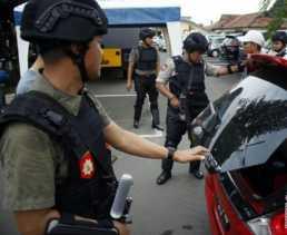 Pasca Teror Bom di Surabaya, Polresta Pekanbaru Perketat Pengamanan
