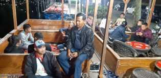 Danramil 04/SE Komsos bersama Warga di Gundaling, Dandim 0205/TK Minta Warga Aktifkan Poskamling