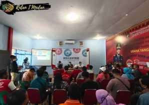 Gelar Media Gathering, Karutan Kelas 1 Tanjung Gusta Medan: Diharapkan Jadi Ruang Kolaborasi