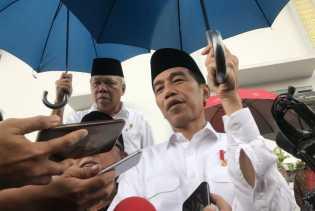 Presiden Jokowi  Sebut Pembebasan Ba'asyir Demi Alasan Kemanusiaan