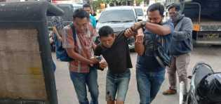 Kasus Curanmor: Ditangkap Melawan, Narapidana yang Baru Saja Bebas Ini Ditembak Polres Karo