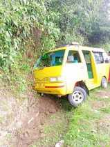 Sopir Meninggal, Ini Kronologi Kecelakaan Tunggal Mobil Bawa 15 Orang Penumpang di Sukandebi