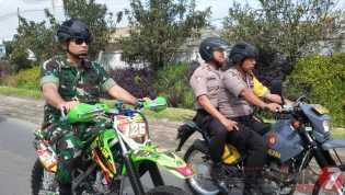 Ini Tujuan Dandim 0205/TK Pimpin Patroli Gabungan Bersama Polres Karo