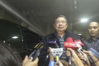 Dirawat Tiga Hari, Susilo Bambang Yudhoyono Pulang dari RSPAD