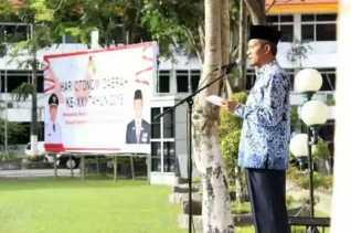 Hari Otonomi Daerah Ke XXII, Plt Wako Mengajak Berinovasi Wujudkan Pekanbaru yang Lebih Baik