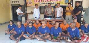 Polres Karo Ungkap Kasus Curas, Curanmor dan Narkoba: Pelaku  Melawan Petugas Terpaksa Didor...