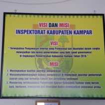 Begini Kata Kadus di Desa Bukit Melintang Usai Dipanggil Inspektorat Kampar Terkait ADD 2018 -2019