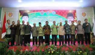 Bupati Siak Hadiri Silaturahmi dan Pembentukan Pengurus Keluarga Pamong Praja