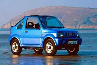 Suzuki Jimny Hardtop 2018 Tampil Dengan Model Konvertibel
