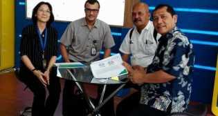 Wisata Danau Toba, Bupati Karo Menyerahkan Branding Promosi ke PT. Markplus