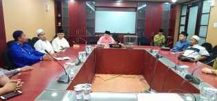 Gubernur Riau Apresiasi Pembangunan Universitas Anak Yatim dan Dhuafa