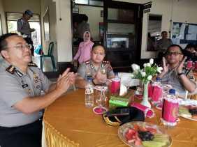 Kapolres Padangsidimpuan: AKBP Andy Nurwandy Digantikan AKBP Hilman Wijaya