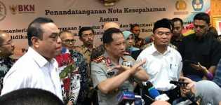 Kerjasama dengan Kementerian PANRB: Kapolri Akan Sikat Calo CPNS