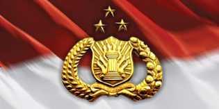 Polda Riau: Pamen dan Bintara, 126 Anggota Polisi Naik Pangkat