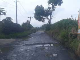 Warga Minta Jalan Rusak Parah di Desa Ajimbelang, Ajijahe, dan Seberaya Diperbaiki