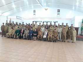 56 Pejabat Eselon lll dan Eselon IV Dilantik, Bupati Karo: PNS Harus Siap Beralih Tugas