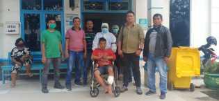 Ucok Curanmor di Pasar Baru Kabanjahe Berhasil Ditangkap Polisi