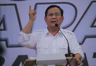 Jelang Pilpres: Prahara PKS Bisa 'Gembosi' Prabowo