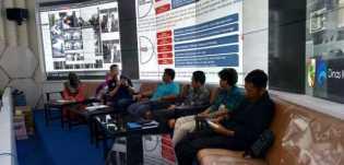 Pemko Pekanbaru, Pemprov Riau dan KIM Jarkim Diskusi Tentang Informasi Smart City Madani