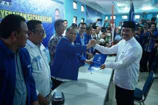 Pilgub Riau: PAN Dukung Firdaus Atau Syamsuar?