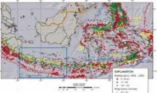 Jawa Barat: Gempa 3,7 SR Terjadi di Sukabumi