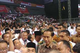 Jokowi: Ada yang Tak Percaya Pembangunan Infrastruktur Sudah Jalan