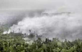 BMKG Pekanbaru: Terdeksi 32 Hotspot di Sumatera