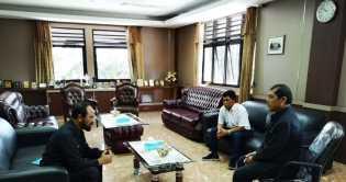 Dianugerahi Kabupaten Layak Pemuda, Bupati Karo: Terima Kasih Buat Pemerintah Pusat