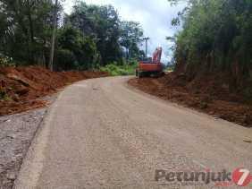 Warga Desa Pansurnapitu Minta Pemerintah Beri Ganti Rugi yang Kena Pelebaran Jalan Nasional