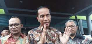 Tanya - Jawab dengan Presiden Jokowi, Wawan Dapat Bantuan Rp10juta dan Sepeda