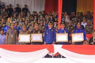 Mendagri Minta Satpol PP, Damkar dan Linmas Bantu Polisi Sukseskan Pemilu
