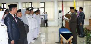Wakil Wali Kota Pekanbaru Lantik 335 Eselon II, III dan IV