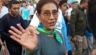 Menteri Kelautan dan Perikanan: Yang Buang Sampah Plastik Sembarangan, Tenggelamkan!